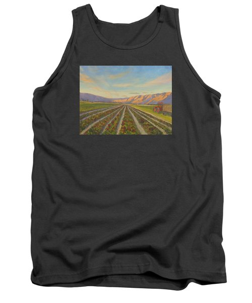 Early Morning Harvest Tank Top