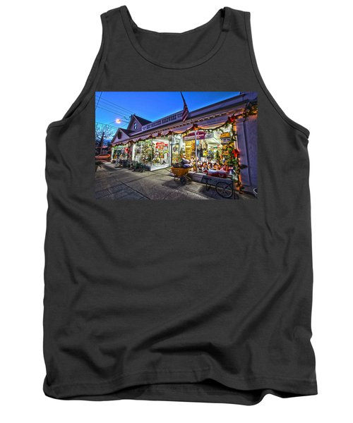 East Moriches Hardware Tank Top