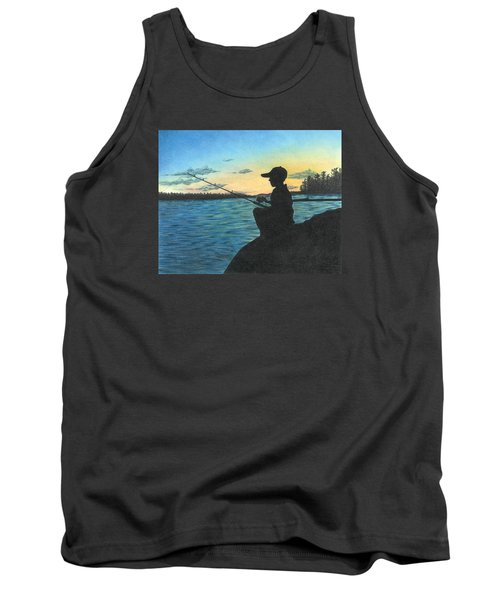 East Pond Tank Top