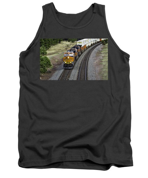 Eastbound Freight Tank Top