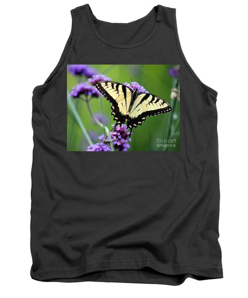 Eastern Tiger Swallowtail Butterfly 2014 Tank Top