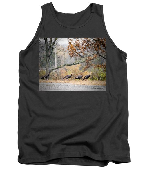Eastern Wild Turkey  Tank Top