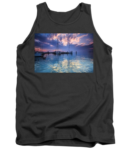 Eastport Sunrise Tank Top