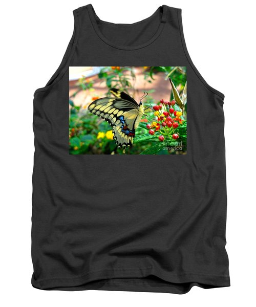 Eating On The Fly Tank Top