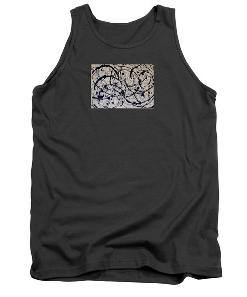 Ebb And Flow Tank Top by Susan Williams