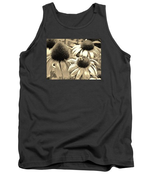 ech Tank Top by Robin Coaker