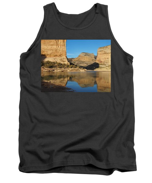 Echo Park In Dinosaur National Monument Tank Top
