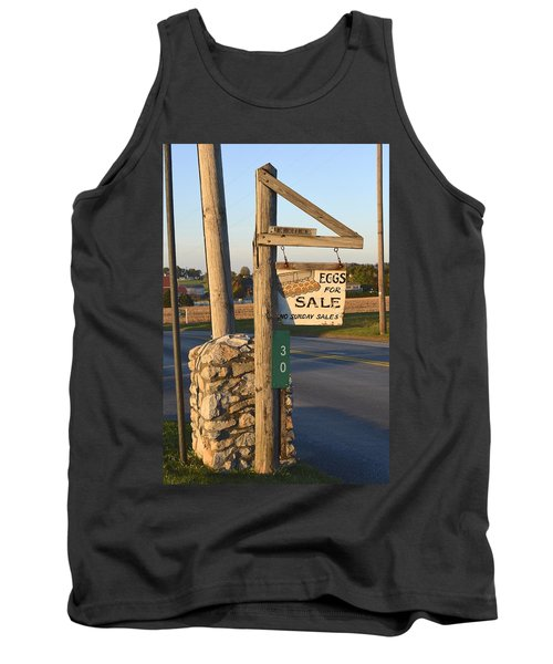 Eggs For Sale Tank Top