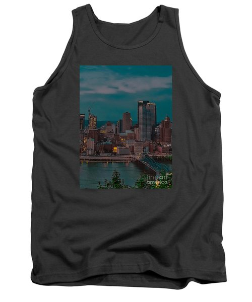 Electric Steel City Tank Top