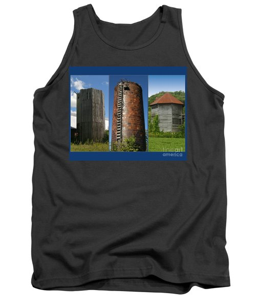 Elegy To Family Farms Tank Top