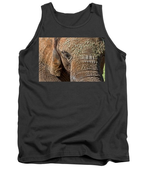 Elephant Never Forgets Tank Top