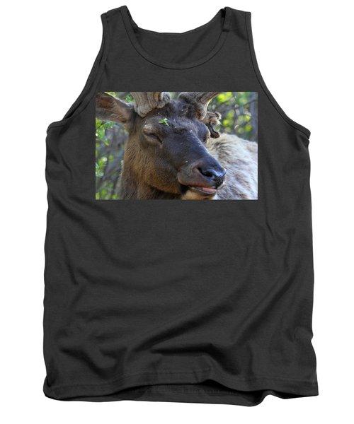 Elk Chuckle Tank Top