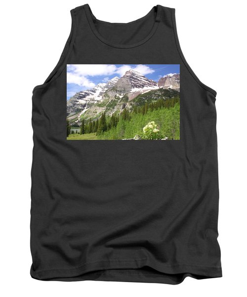 Elk Mountains Tank Top by Eric Glaser