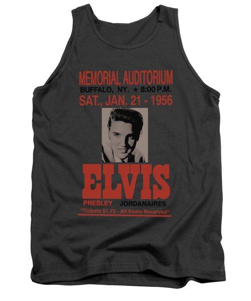 Elvis - Buffalo 1956 Tank Top by Brand A