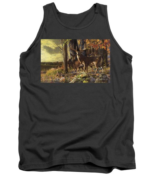 Eminence At The Forest Edge Tank Top