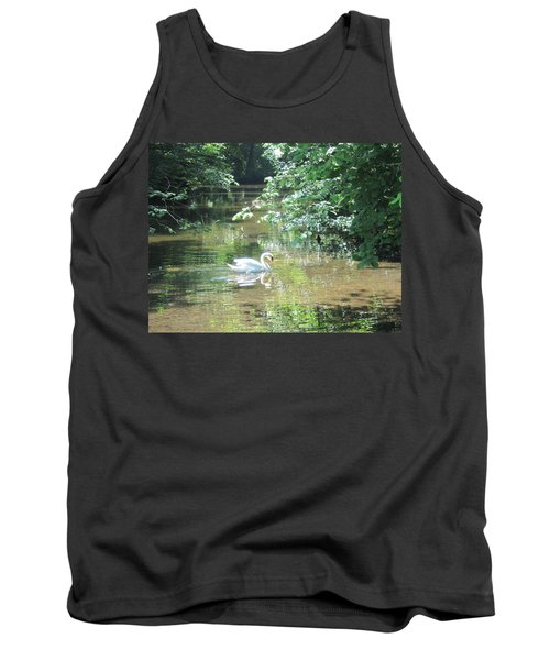 Tank Top featuring the photograph Enchantment by Pema Hou