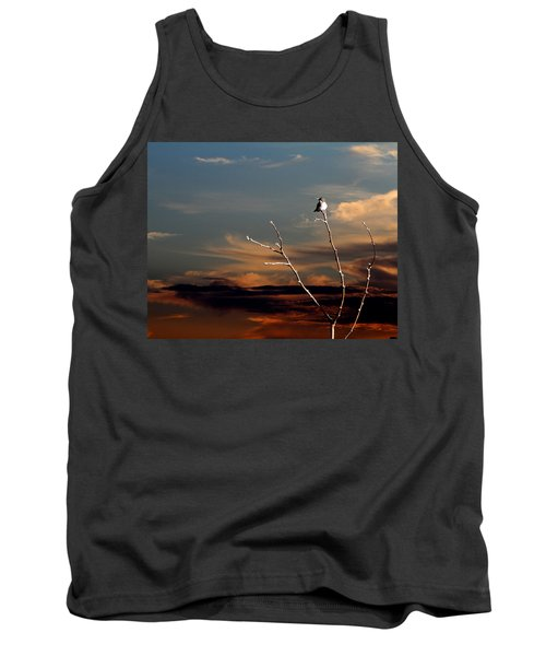 Tank Top featuring the photograph End Of The Day by John Freidenberg