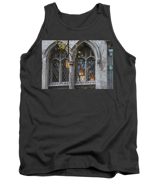End Of The Mile Tank Top by Joseph Yarbrough