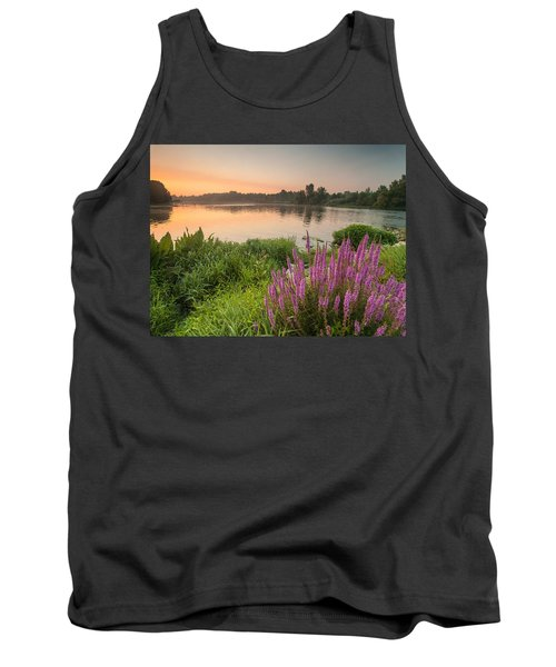 Energize Tank Top by Davorin Mance