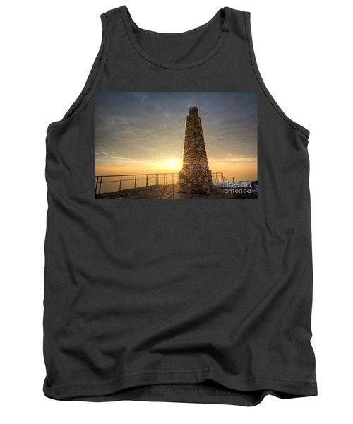 Ensign Peak Nature Park Utah Tank Top