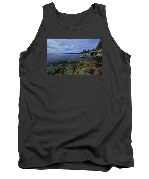 Tank Top featuring the photograph Enter Willingly  by Sean Sarsfield