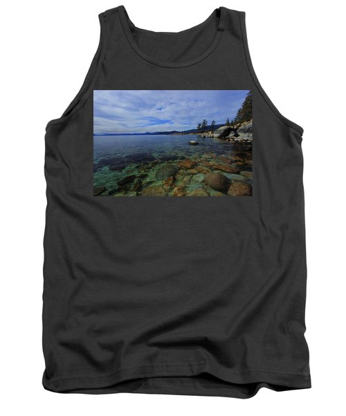Enter Willingly  Tank Top