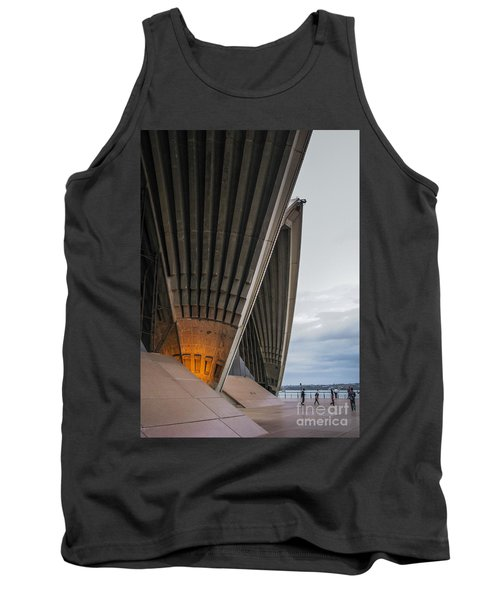 Entrance To Opera House In Sydney Tank Top