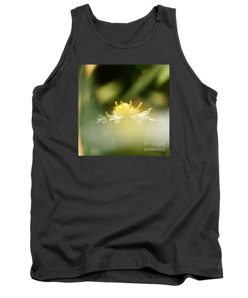 Tank Top featuring the photograph Enwrapped In Misty Shroud by Linda Shafer