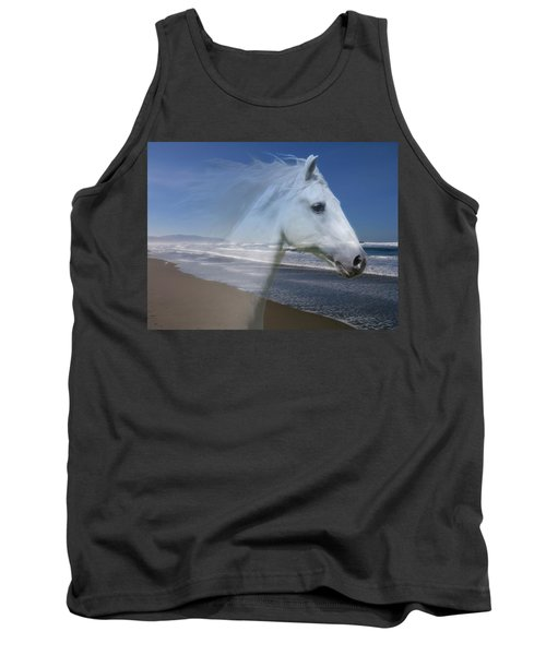 Equine Shores Tank Top