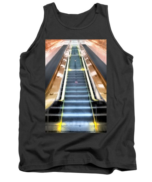 Escalator To Heaven Tank Top