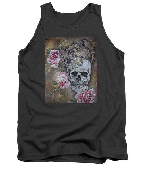 Tank Top featuring the painting Eternal by Sheri Howe