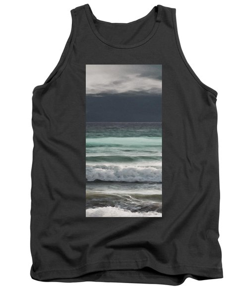Even Tides Tank Top