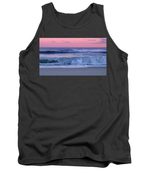 Evening Waves - Jersey Shore Tank Top