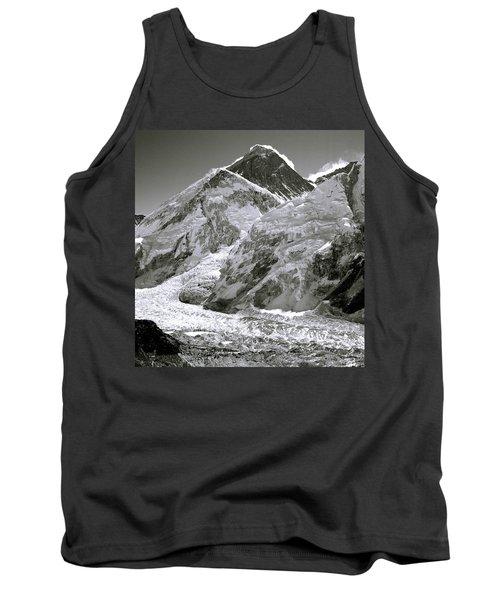 Everest Sunrise Tank Top by Shaun Higson