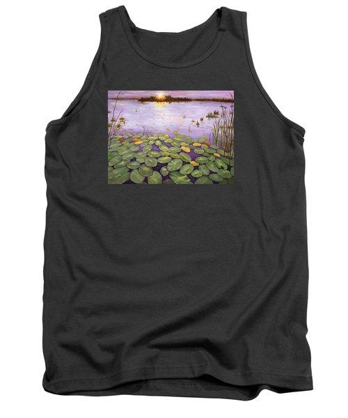 Everglades Evening Tank Top