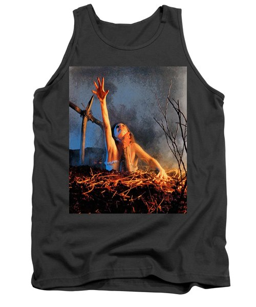 Evil Dead Tank Top by Joe Misrasi