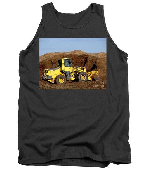 Excavation  Tank Top