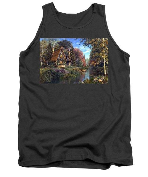 Fairytale Cottage Tank Top
