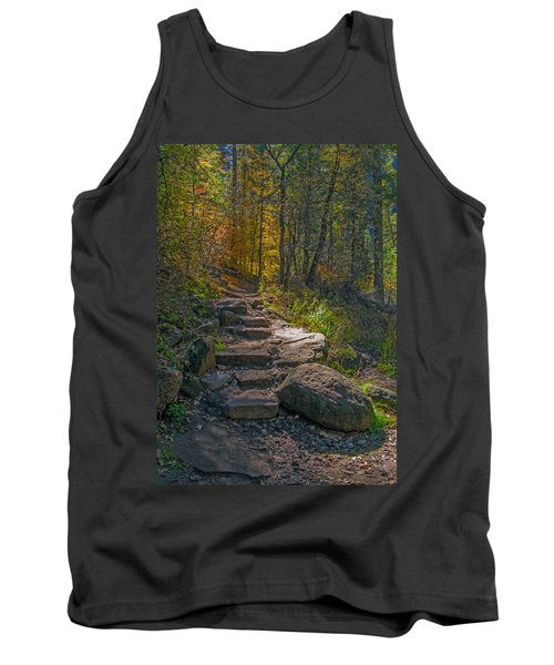 West Fork At Oak Creek Tank Top
