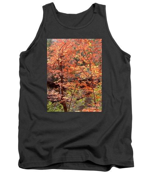 Fall Colors 6335 Tank Top by En-Chuen Soo