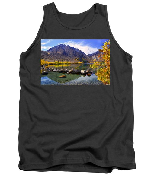 Fall Colors At Convict Lake  Tank Top