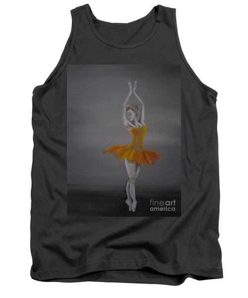 Fall Dancer 2 Tank Top by Laurianna Taylor