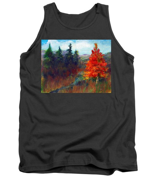 Fall Day Tank Top by C Sitton