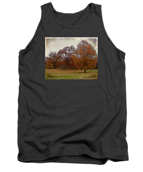 Fall On Antioch Road Tank Top