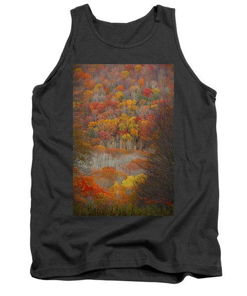 Fall Tunnel Tank Top