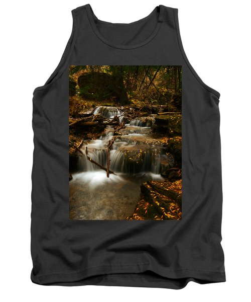 Fall With Grace Tank Top by Jeremy Rhoades