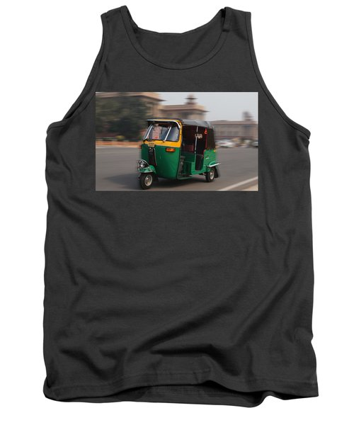 Fast As Wind Tank Top