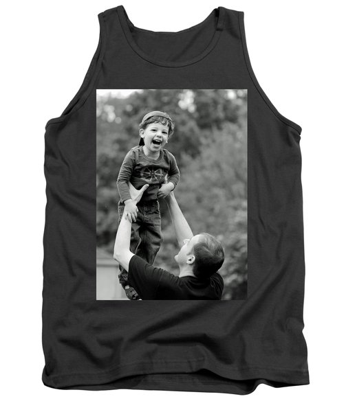 Father And Son IIi Tank Top