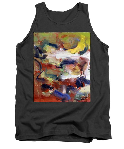 Fear Of The Foreigner Tank Top