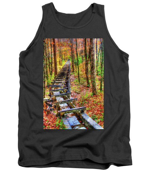Feed The Wheel Tank Top